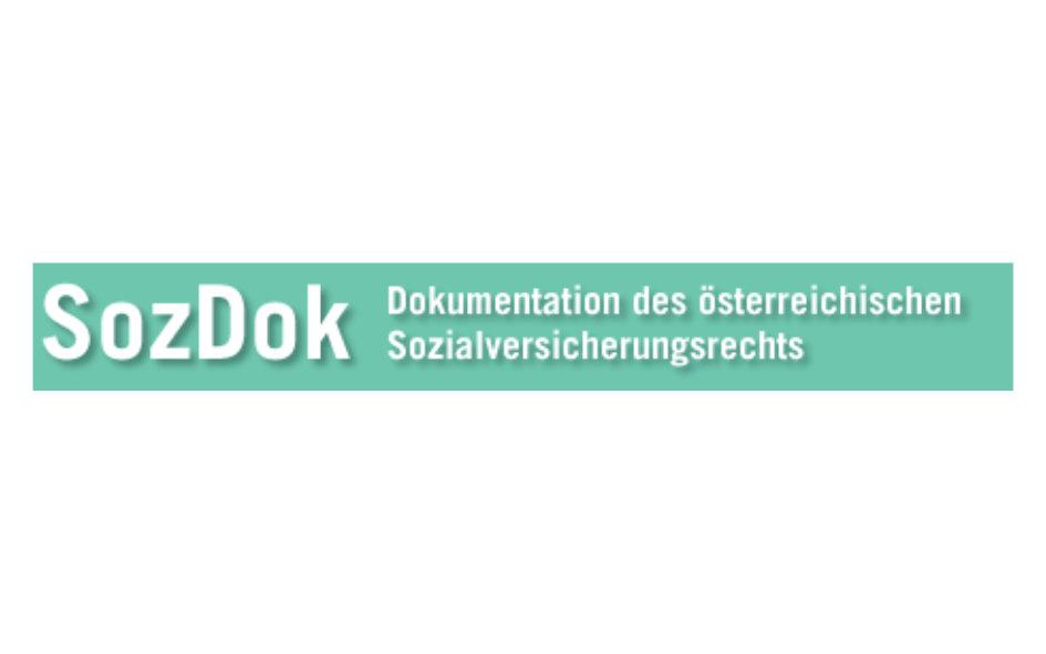 Daxboeck_Dokumentation des österreichischen Sozialversicherungsrecht
